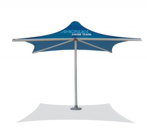 FS-Heavy Duty PVC Umbrella-3x3m